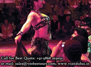 Belly Dance in Dubai