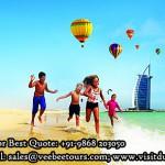 Dubai Beach Holiday