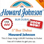 Howard Johnson Dubai Package
