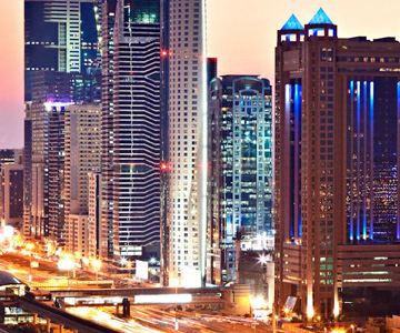 Fairmont, Sheikh Zayed Road