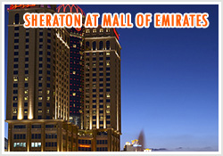 Sheraton at Mall of Emirate