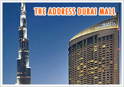 The Address Dubai Mall