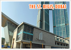 The St Regis Abu Dhabhi
